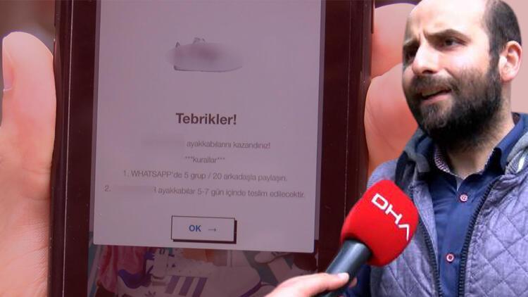 اضغط للحصول على هدية.. الحكومة التركية تحذر من رسائل احتيـ.ـ ال الكترونية تصل إلى حسابات الواتساب هذه المرة