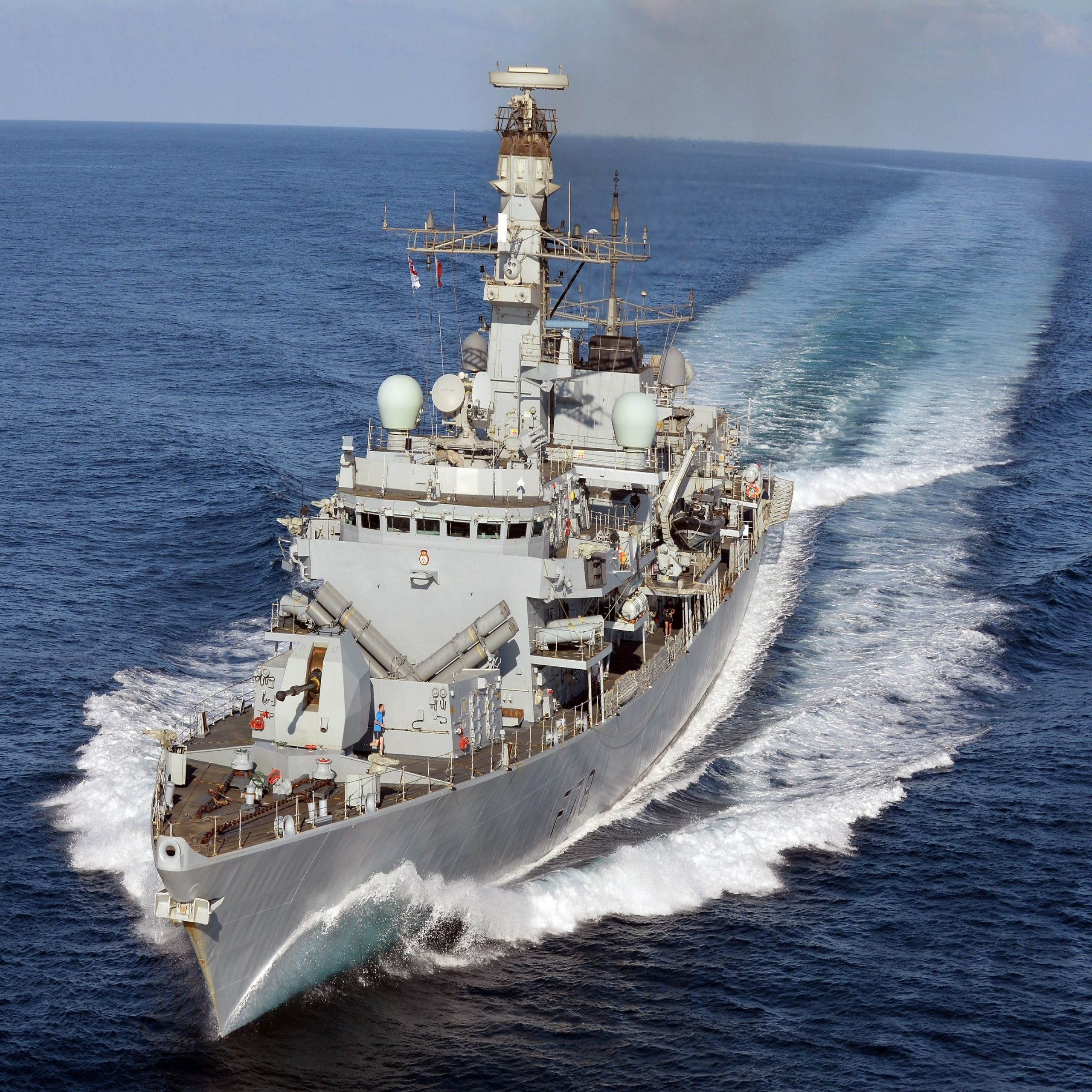 موسكو تدعو واشنطن وحلفاءها للتخلي عن التدريبات في البحر الأسود