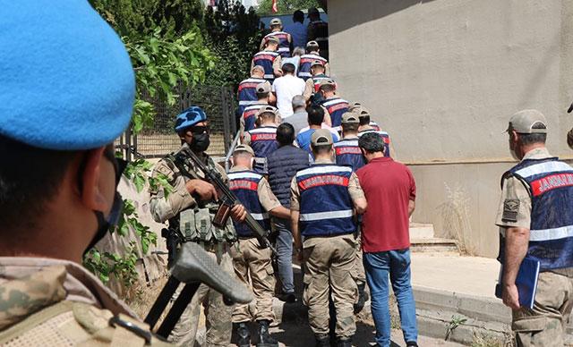 السلطات التركية تعتـ .ـقل عشرات الأشخاص في ديار بكر لهذا السبب