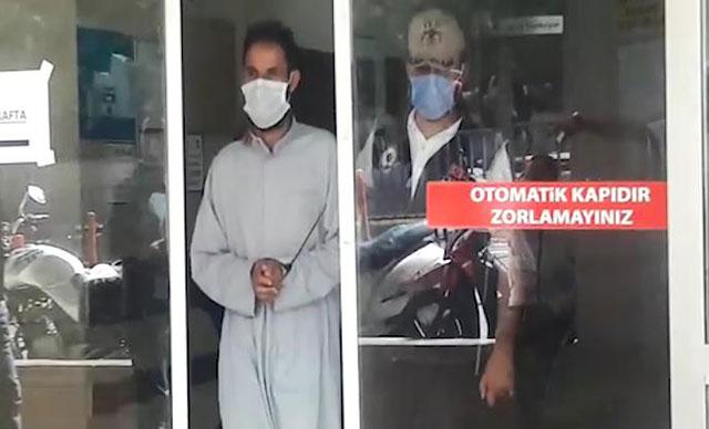 السلطات التركية تعتـ .ـقل سوري في شانلي أورفا لهذا السبب (صور)
