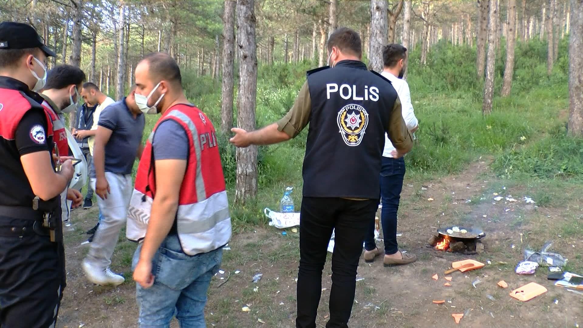 حملة تفتـ .ـيش واسعة في مناطق الغابات والشواطئ بولاية إسطنبول