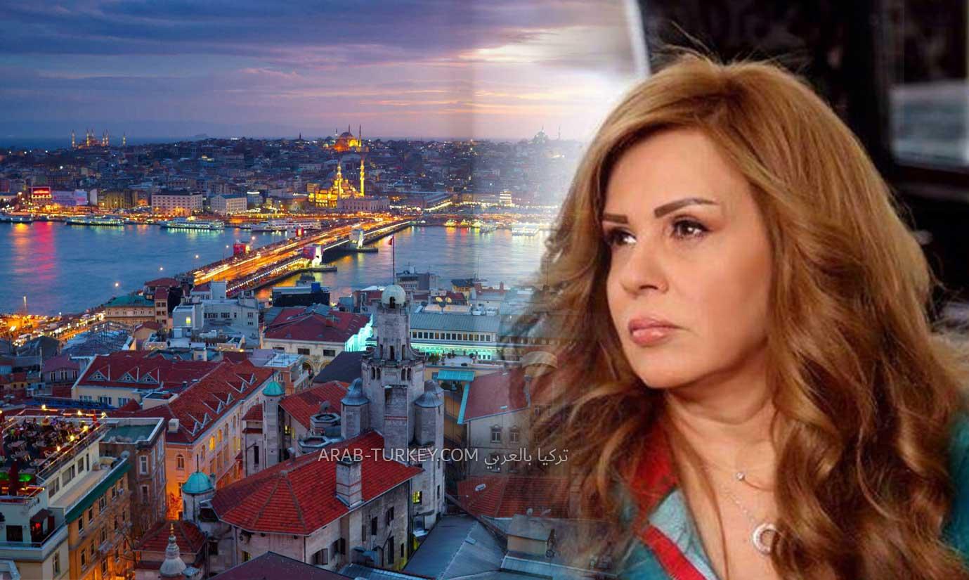 من إسطنبول.. الممثلة السورية سلمى المصري توضح حقيقة تعرضها لأ.زمة صحية
