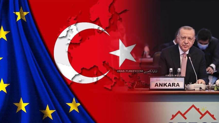 تركيا والانضمام إلى الإتحاد الأوروبي والسوريين .. تصريحات عاجلة للرئيس أردوغان