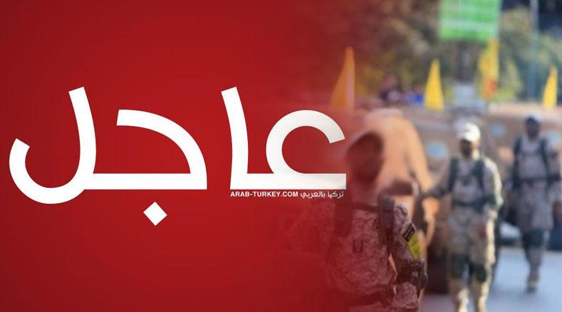 تحركات عسكرية إيرانية مريبة في العاصمة دمشق