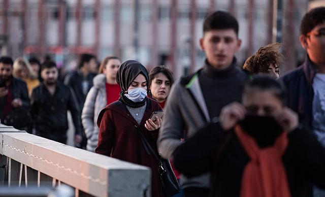 الصحة التركية تنشر الولايات الأكثر والأقل تطعيماً بلقاح كورونا
