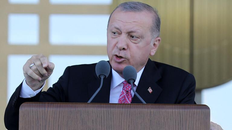 أردوغان: سنواصل مسيرتنا من أجل الوطن ونبرهن على ثقة الشعب في 2023