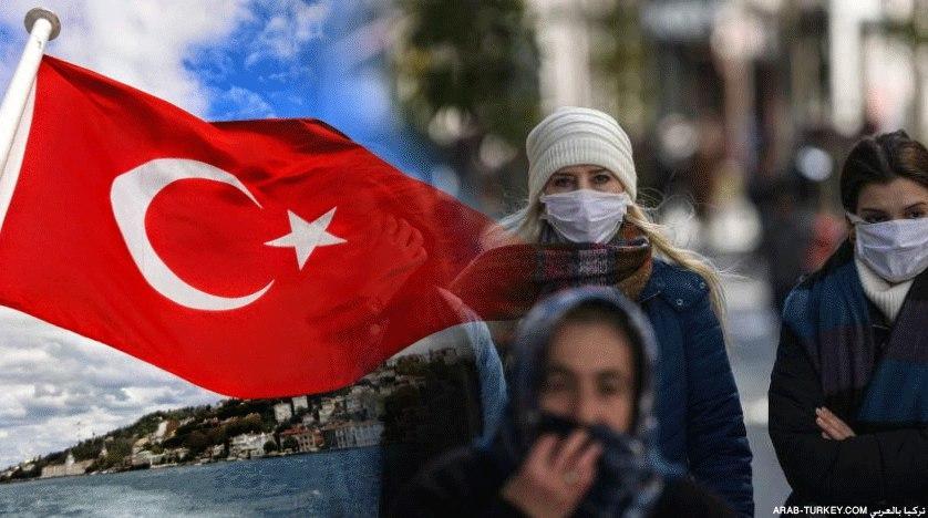 الخبراء الأتراك: الموجة الرابعة من كورونا ستضـ.ـ رب تركيا قبل الخريف