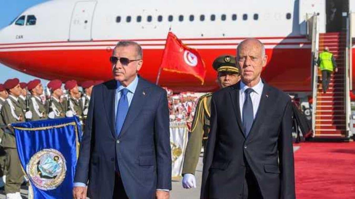 الرئاسة التركية تصدر بيانا بشأن تونس