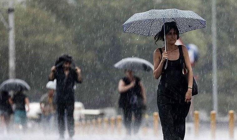 الأرصاد الجوية تعلن هطول أمطار رعدية في هذه المناطق