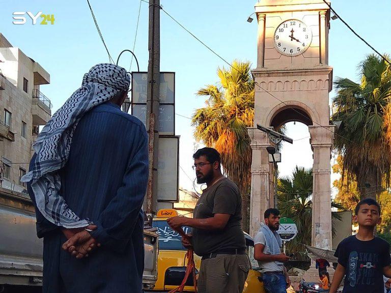 مسيحي سوري يعيش وحيداً في إدلب بسبب حدث شاهده قبل 70 عاماً (صور)