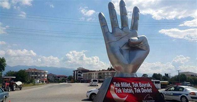 هل أزالت تركيا تمثالاً لرابعة للتقارب مع مصر وأنهت تواجد الإخوان رسمياً؟