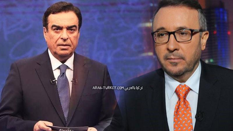لا يمكن للإعلامي الحقيقي أن يقبل بمنصب حكومي.. فيصل القاسم يلقن جورج قرداحي درساً ويكشف النتيجة