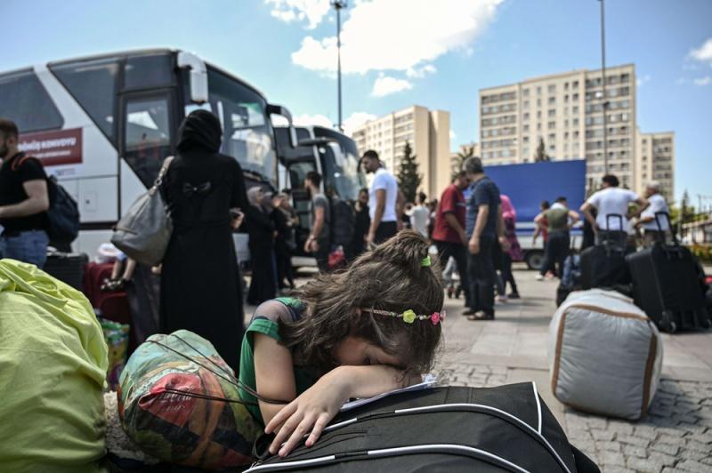 الرسائل التي وصلت سوريين في تركيا.. تجاوز للحقوق والحكومة تطمئن