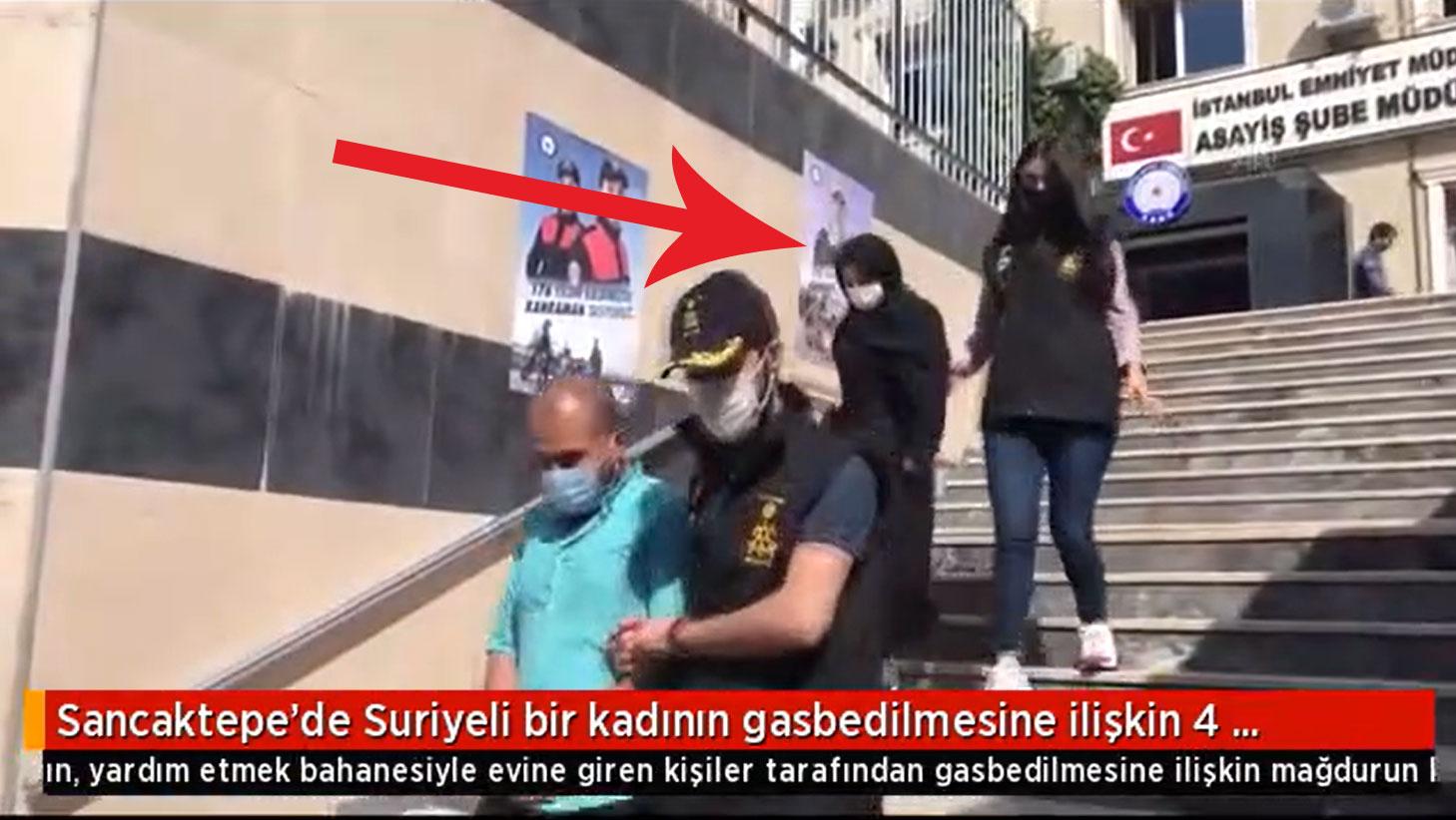 فتاة سورية تغـ.ـدر بأمها في اسطنبول (فيديو)