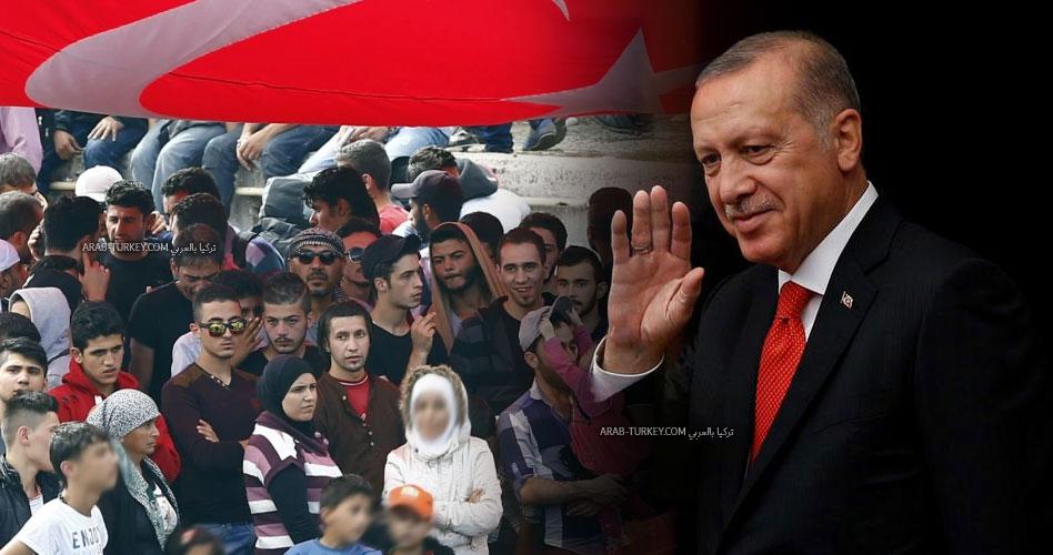 الغاء اذن السفر ومنحنا وثيقة سفر.. مبادرة من السوريين للحكومة التركية