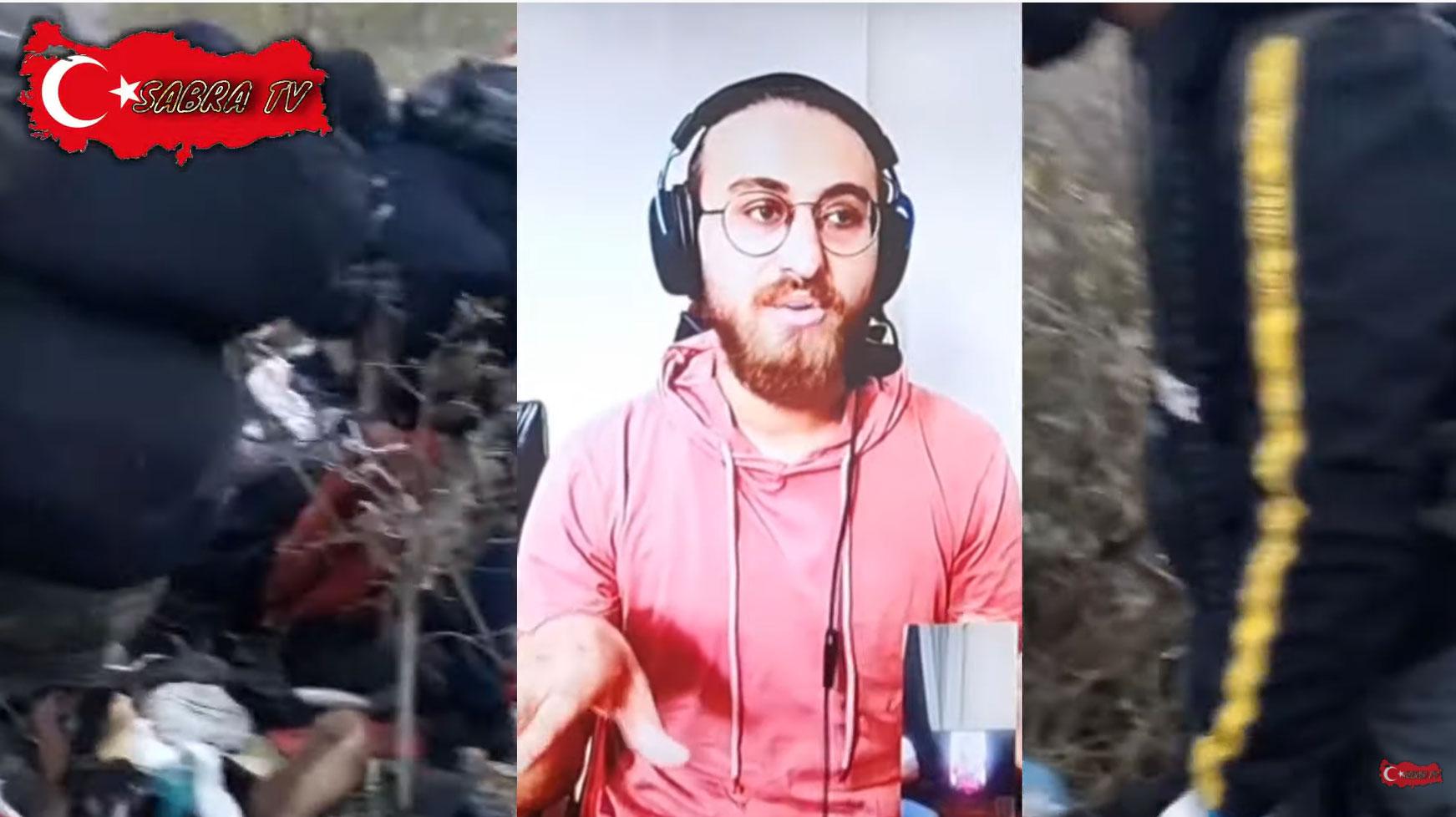 شاب سوري يروي قصة عبوره من تركيا إلى اليونان