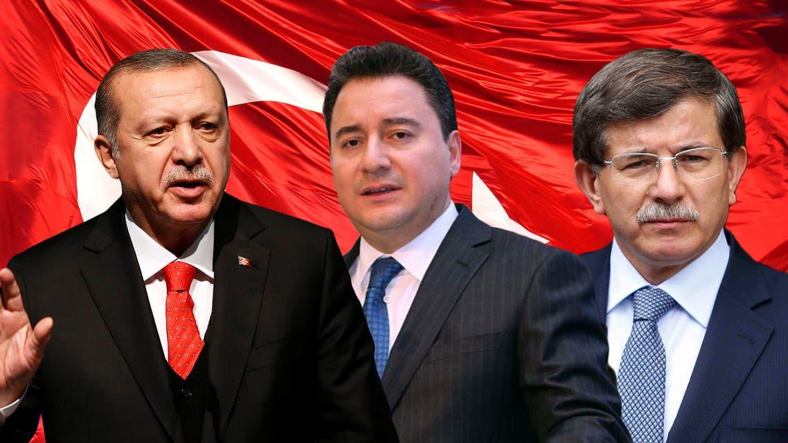"""بهدف """"هزيمة أردوغان"""".. هل ينضم باباجان وداود أوغلو إلى تحالف المعارضة في الانتخابات المقبلة ؟"""