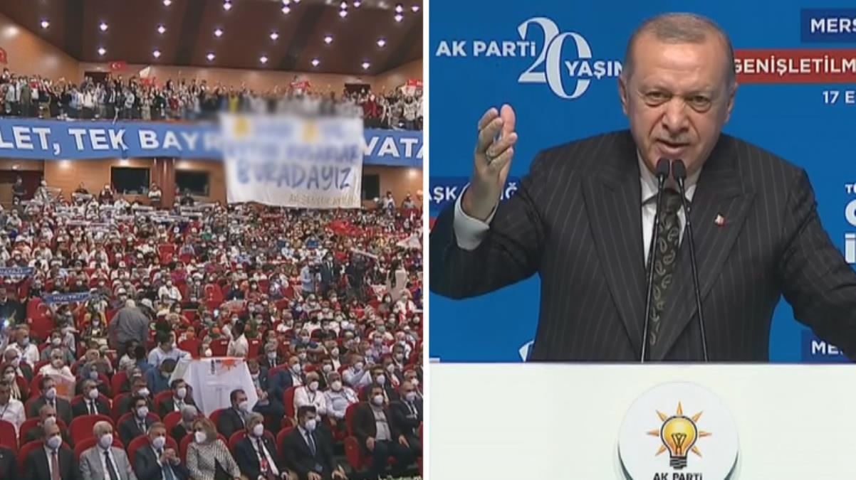 الرئيس أردوغان: يقولون بأن الجيل الجديد سينتخب المعارضة.. الجيل الجديد هو معنا بكل فخر