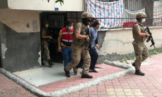 عمليات أمنية ضد أنصار تنظيم داعش وحزب العمال الكردستاني